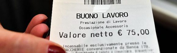 VOUCHER. CNA: CANCELLATO STRUMENTO UTILE, ORA SERVE ALTERNATIVA ADEGUATA